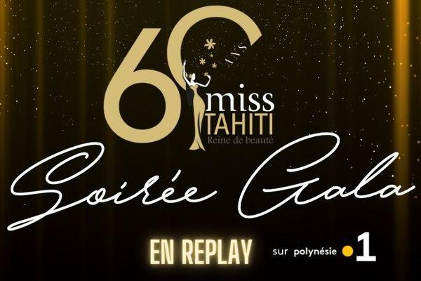 Gala Miss Tahiti 2021 en replay