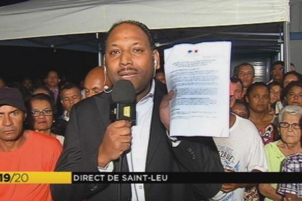 Thierry Robert (direct JT du 7 mai 2014)