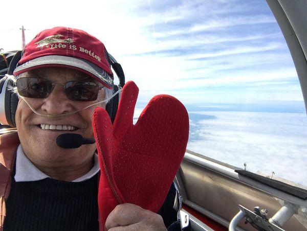 Hugues Jurion tour du monde entre Canada et Groenland.