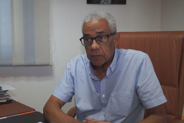 Jean Ganty maire de Rémire-Montjoly