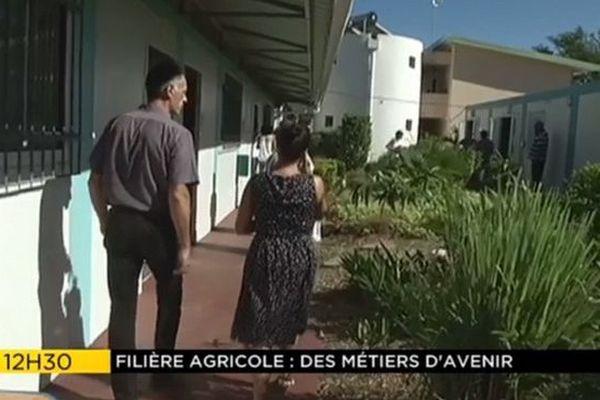 Portes Ouvertes 2018 Lycée agricole Saint Paul