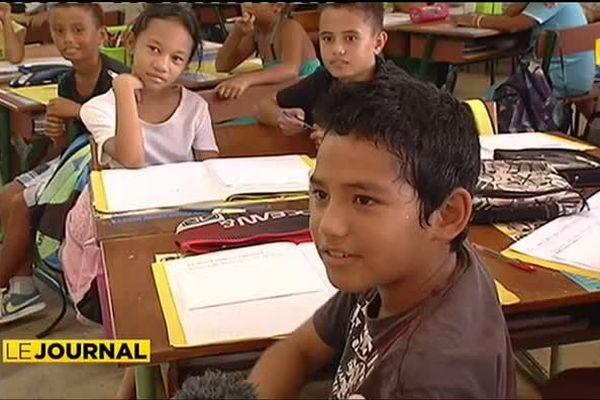 Retour sur les bancs pour 36 800 élèves du primaire