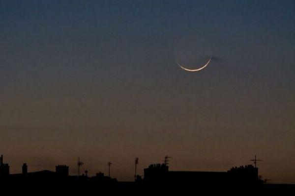 Quartier de lune pour débuter le ramadan