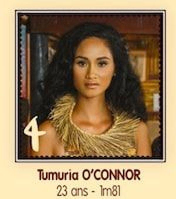 Tumuria O'connor