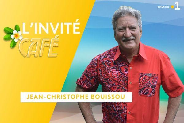 Jean-Christophe Bouissou : invité café