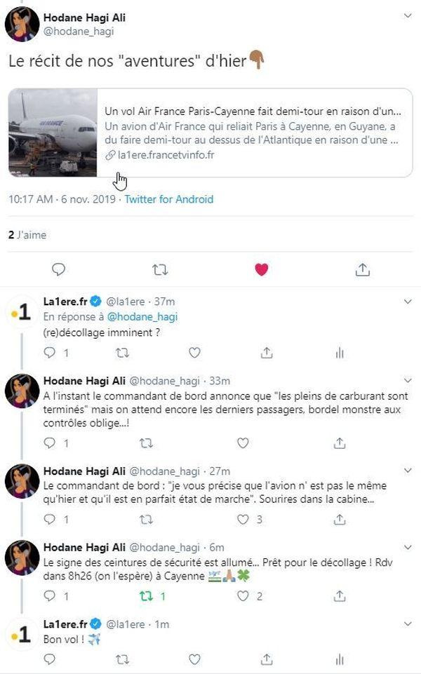 tweets Hodane