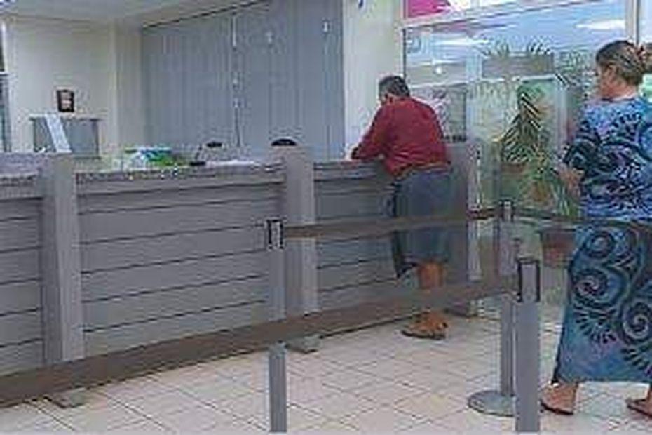 La Banque de Wallis et Futuna applique les mesures barrières - Wallis-et-Futuna la 1ère