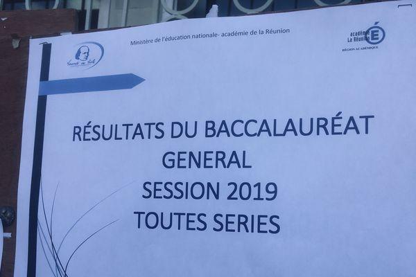 Baccalauréat 2019