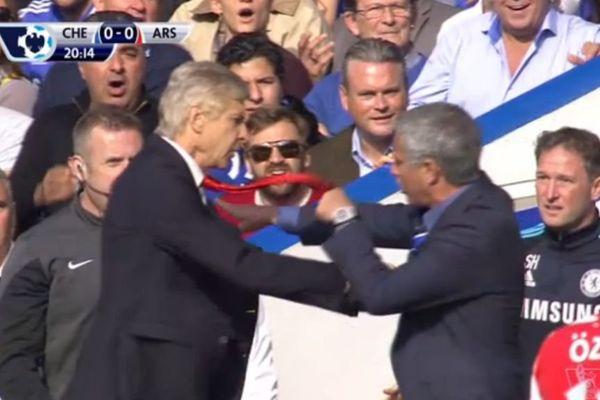 Wenger/Mourinho