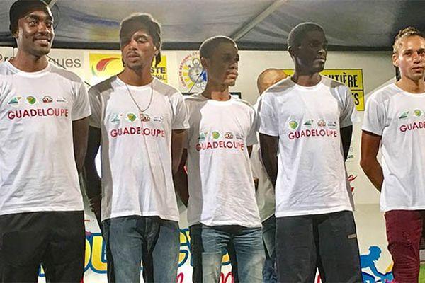 Tour cycliste de Martinique : classement équipe
