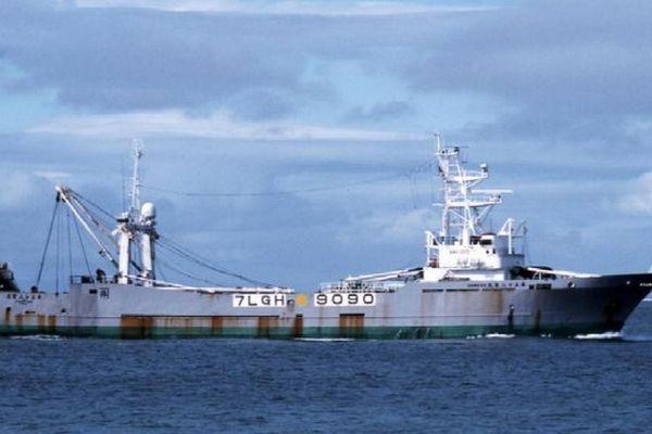 Navire Japonnais TOMI MARU N°58