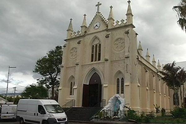 Eglise Saint jacques à Saint Denis
