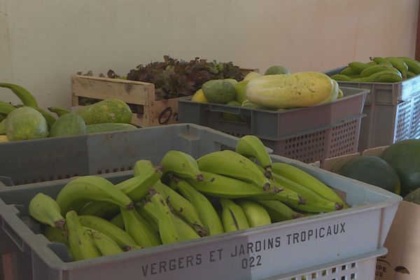 Fruits et et légumes