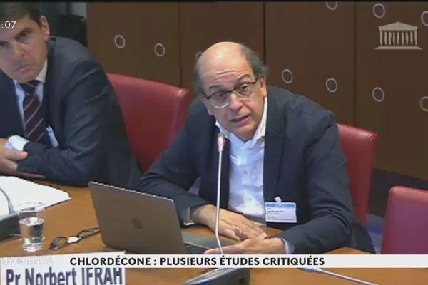 Les responsables de l'INCA auditionnés par la commission d'enquête parlementaire sur l'utilisation du chlordécone