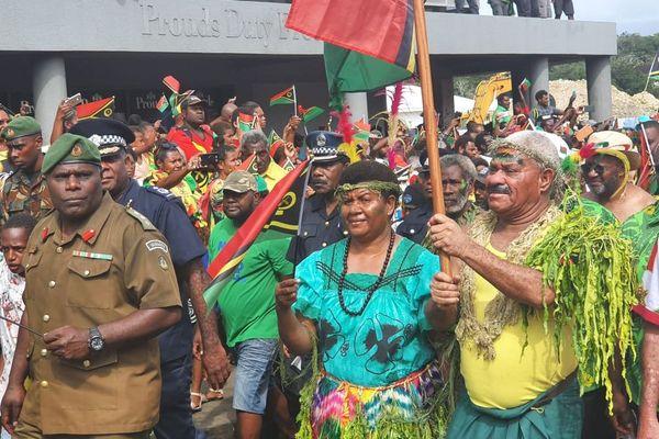 Indépendance Vanuatu 23 juillet 4