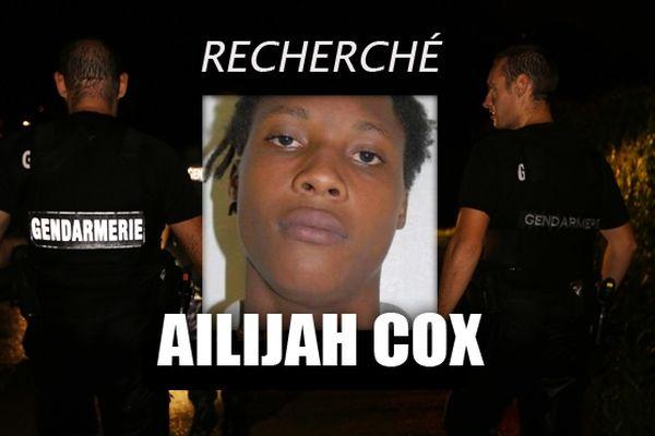 Ailijah COX, le dangereux fugitif, reste introuvable!