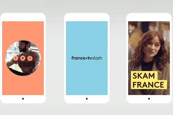 france tv slash lancement