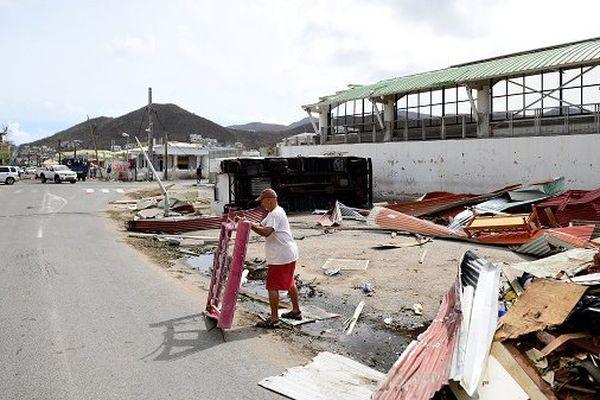 Dégâts Irma