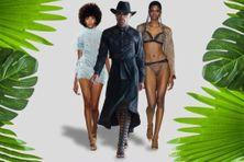 Affiche du concours Your Angel Model Search 2020, avec au centre, son créateur, Steeven Jean-Yves Zamor.