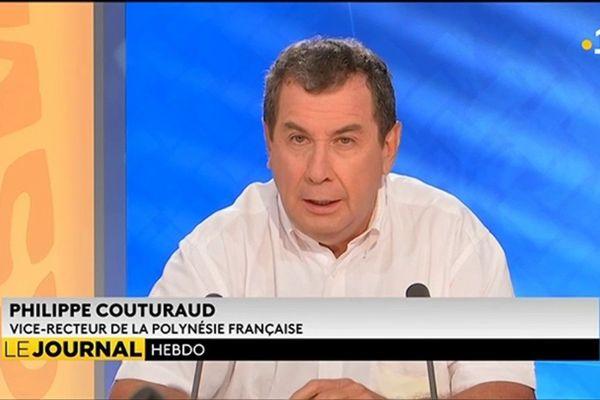 Philippe Couturaud : invité de l'hebdo
