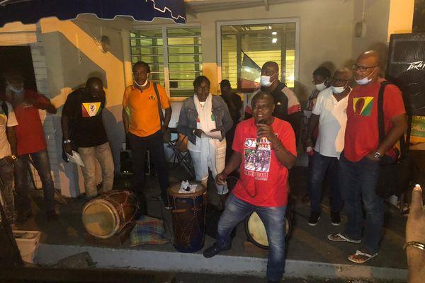 Négociations UTC-UGTG / Maires de Guadeloupe - 11/03/2021