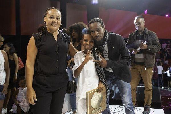 Soan, vainqueur de la saison 3 de Kid Créole sur Réunion La1ère.