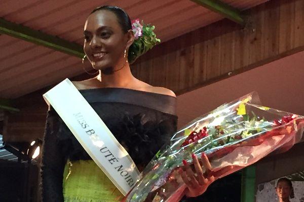 Tania Moutaï miss beauté noire 2015