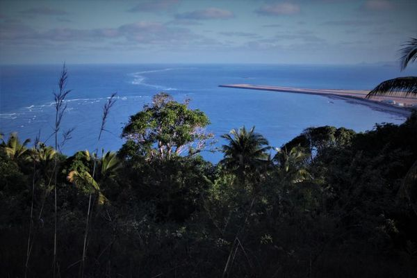 Mayotte paysage