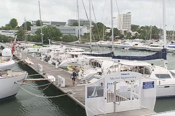 Ponton 6 Marina BdF