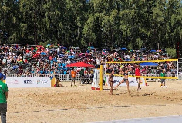 JIOI 2019 beach volley