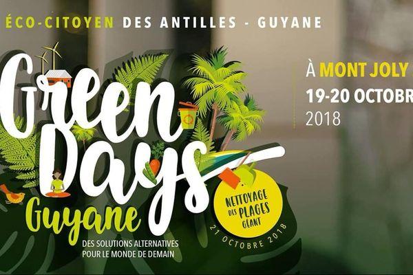 Green Days Guyane 2018