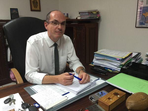 Joël Garrigue, Procureur de la République