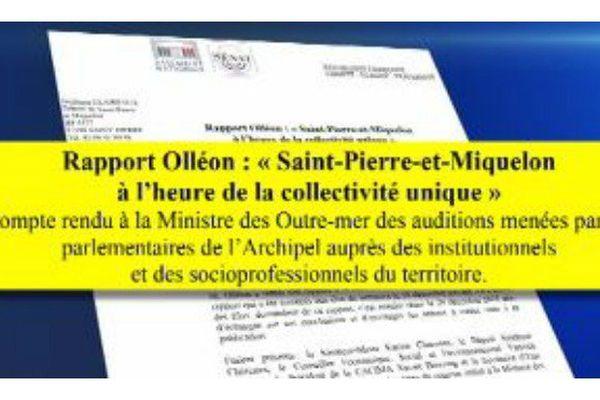 Rapport Olléon : les parlementaires de l'archipel font deux propositions à la ministre des Outremer