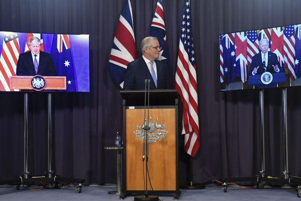 USA, Australie, Grande Bretagne