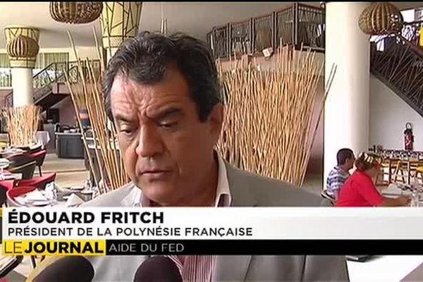 Indemnisation nucléaire : « je vous promets que je ne savais pas » affirme Edouard Fritch