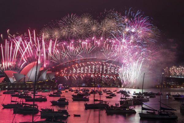 Nouvel An en Australie