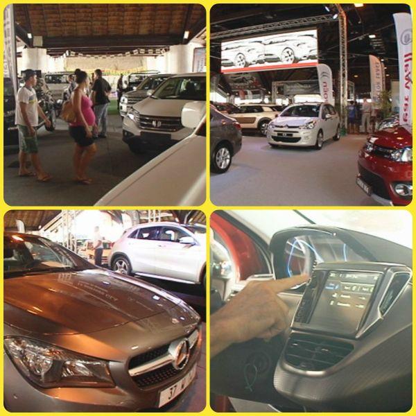 Salon auto 2014 tahiti