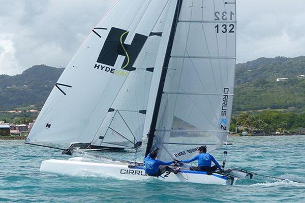 Martinique Cata Raid : vainqueur étape 5