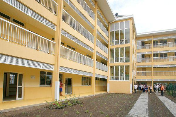 L'internat du lycée Paul Gauguin enfin inauguré