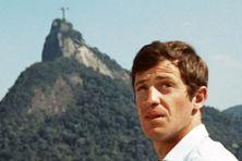 "Jean-Paul Belmondo dans ""L'Homme de Rio"" (1964) de  Philippe de Broca."