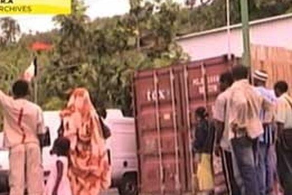 Le Centre de Rétention de Mayotte