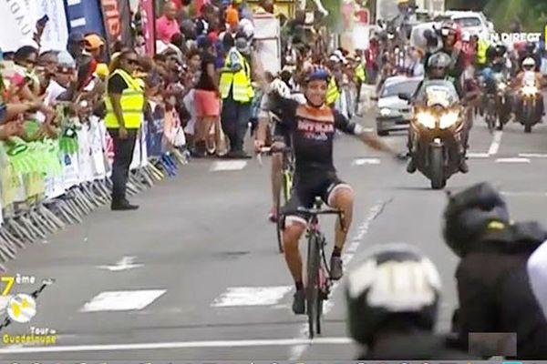 Tour cycliste de Guadeloupe étape 1