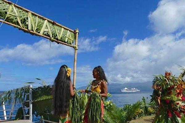 Escale Gauguin Vairao