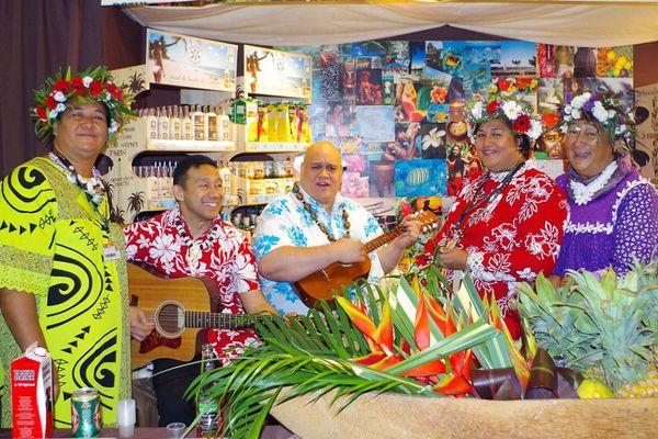 Salon agriculture Polynésie