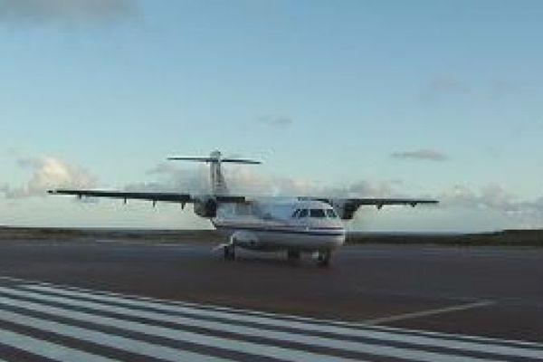 Air Saint-Pierre mal en point