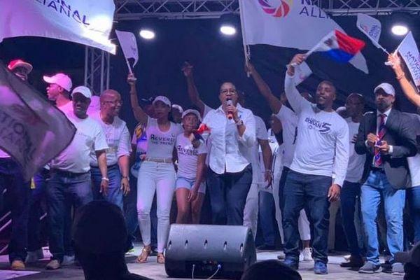 Sint Maarten éléctions