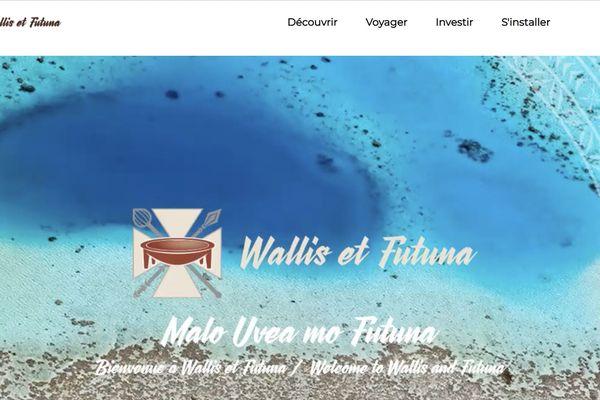 Wallis et Futuna et son tout nouveau portail internet