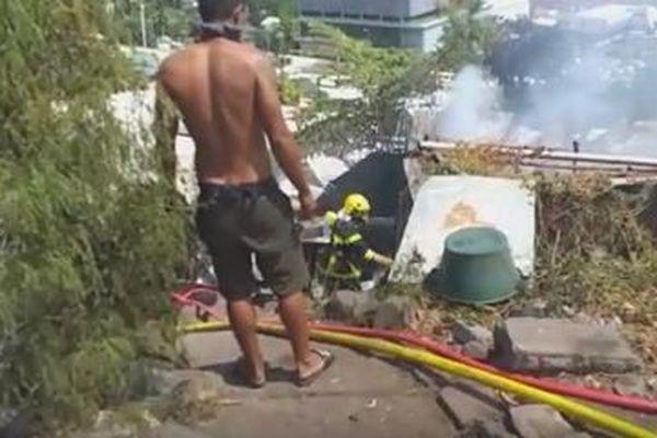 Incendie de la Cité de l'air à Faa'a : appel aux dons