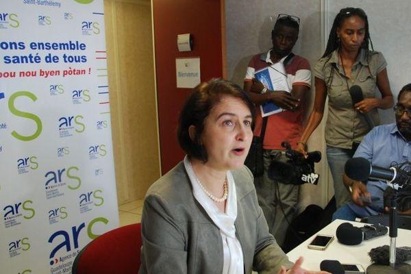 Valérie Denux, Directrice de l'ARS