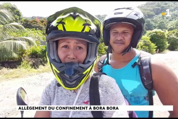 Bora Bora déconfinée mais inquiète